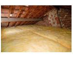 isolation des combles laine