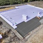isolation de dalle sans pont thermique
